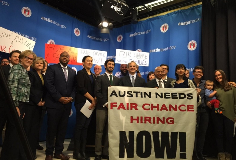 Image: Austin City Council moves to give jobs to criminals while restricting opportunities for Uber and Lyft drivers