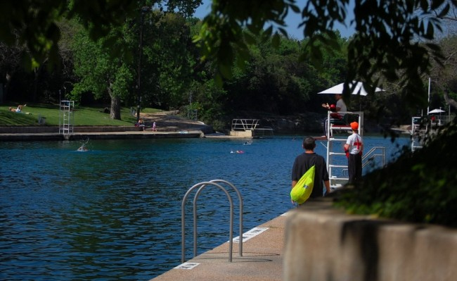 Austin S 12 Best Swimming Spots For Escaping The Texas Heat