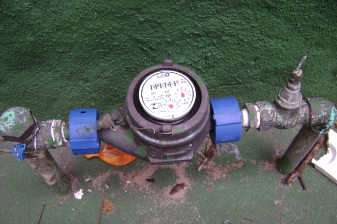 Image: Austin to install smart water meters read by mobile phone network