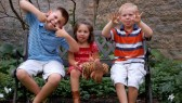 Kids-Children-Play-Funny-Faces